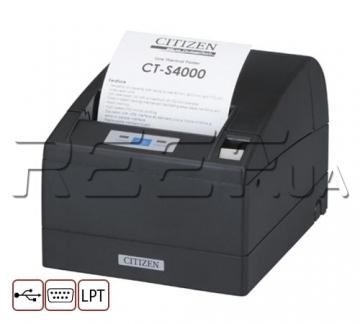Принтер чеков Citizen CT-S4000 - 1