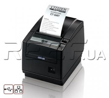 Принтер чеков Citizen CT-S601 - 1
