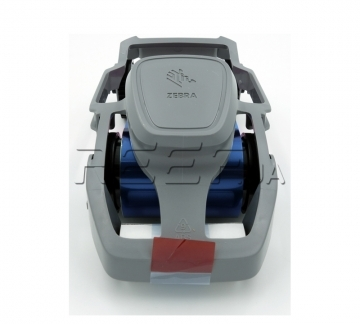 Риббон YMCKO на 200 оттисков Zebra для ZC100/ZC300 (800300-350EM) - Риббон YMCKO на 200 оттисков Zebra для ZC100/ZC300 (800300-350EM)