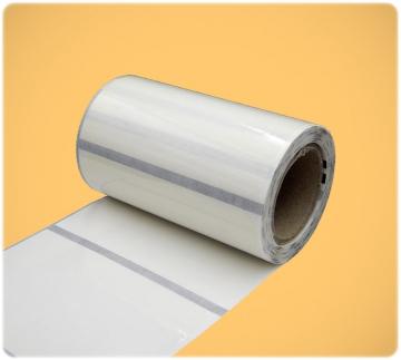 Этикетка полипропилен прозрачный 75x50/ 1 тысяча (ч.м) (вт41) - Этикетка полипропилен прозрачный 75x50/ 1 тысяча (ч.м) (вт41)