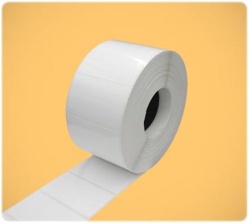 Этикетка полипропилен 52x30/ 1 тысяча (каучук.кл.) (вт41) - Этикетка полипропилен 52x30/ 1 тысяча (каучук.кл.) (вт41)