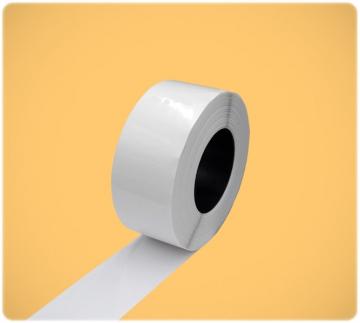 Этикетка полипропилен прозрачный 20x20/ 1 тысяча круглая (вт41) - Этикетка полипропилен прозрачный 20x20/ 1 тысяча круглая (вт41)