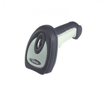 Сканер штрихкода Cino F780 USB (серый) - Сканер штрихкода Cino F780 USB (серый)