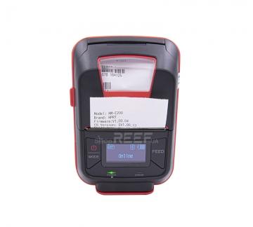 Принтер чеков HPRT HM-E200 (красный) - 3
