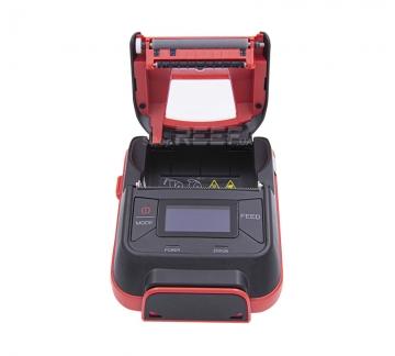 Принтер чеков HPRT HM-E200 (красный) - 6