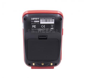 Принтер чеков HPRT HM-E200 (красный) - 5