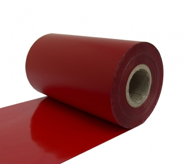 Риббон Resin Textile L555 45 мм x 300 м красный - Риббон Resin Textile L555 45 мм x 300 м красный