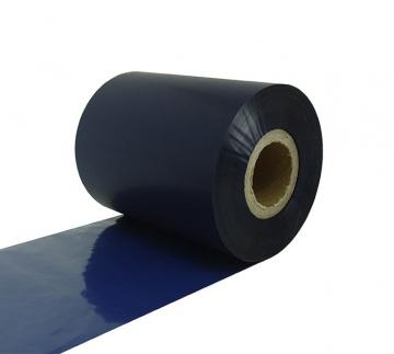 Риббон Resin Textile RFT103 110 мм x 300 м тёмно-синий - Риббон Resin Textile RFT103 110 мм x 300 м тёмно-синий