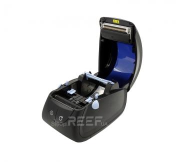 Принтер этикеток и чеков HPRT LPQ58 (чёрный) - 5