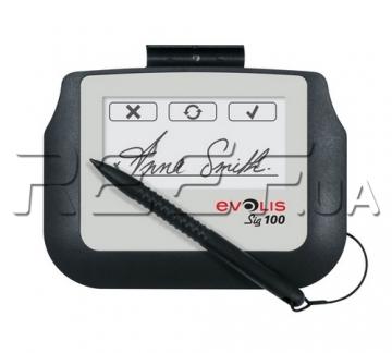 Панель цифровой подписи Evolis Sig100 - 1