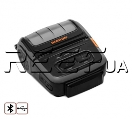 Принтер Bixolon SPP-R310BK (Bluetooth + USB). Фото 2
