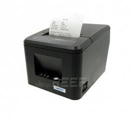 Принтер чеков HPRT TP80BE (USB+Serial+Ethernet). Фото Принтер чеков HPRT TP80BE (USB+Serial+Ethernet)