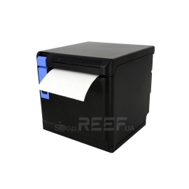 Принтер чеков HPRT TP808 (USB+Ethernet+Serial) (черный)
