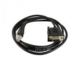 Кабель для сканера CINO RS232 1.8 м (CRR01)