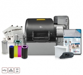 Карт-принтер Zebra ZXP Series 9. Фото 4