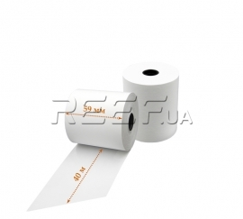Кассовая лента Tama™ 59мм x 40м. Фото Кассовая лента Tama™ 59мм x 40м