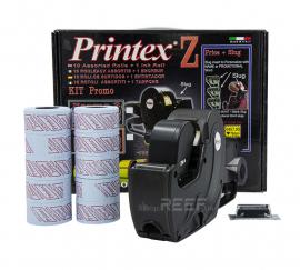 Этикет-пистолет Printex Z6 Maxi Набор