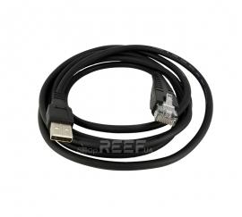 Кабель для сканера CINO USB 1.8 м (CUR01)