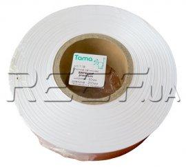 Сатиновая лента SRF94WP 50ммx200м, белая (Премиум)