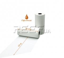 Кассовая лента Tama™ 76мм x 19м Офсетная