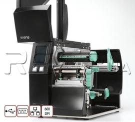 Принтер этикеток GoDEX ZX1600i. Фото 3