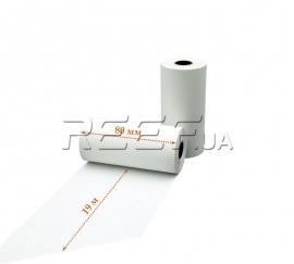 Кассовая лента Tama™ 80мм x 19м. Фото Кассовая лента Tama™ 80мм x 19м