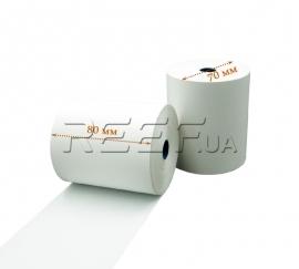 Кассовая лента Tama™ 80мм, (d-70 мм). Фото Кассовая лента Tama™ 80мм, (d-70 мм)