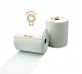Кассовая лента Tama™ 80мм, (d-75 мм) Премиум. Фото Кассовая лента Tama™ 80мм, (d-75 мм) Премиум