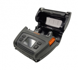 Принтер этикеток Bixolon XM7-40WK (Wi-Fi). Фото 6