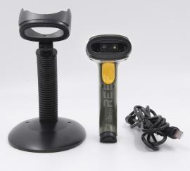 Сканер штрихкода SUNLUX XL-3200A 2D (v.2) (с подставкой). Фото 10