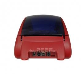 Принтер этикеток и чеков HPRT LPQ80 (красный+чёрный). Фото 6