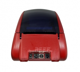 Принтер этикеток и чеков HPRT LPQ58 (красный+чёрный). Фото 6