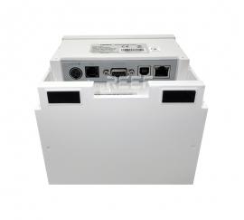 Принтер чеков HPRT TP808 (USB+Ethernet+Serial) (белый). Фото 5
