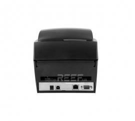 Принтер этикеток GoDEX DT4L (Linerless) с обрезчиком. Фото 3