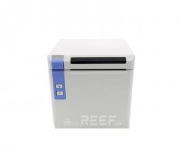 Принтер чеков HPRT TP808 (USB+Ethernet+Serial) (белый). Фото 2