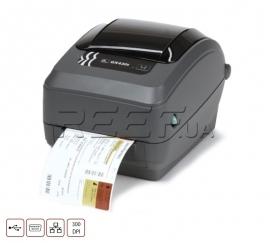Принтер этикеток Zebra GХ430Т (GX43-102520-000). Фото Принтер этикеток Zebra GХ430Т (GX43-102520-000)