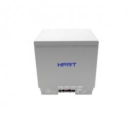 Принтер чеков HPRT TP808 (USB+Ethernet+Serial) (белый). Фото 3