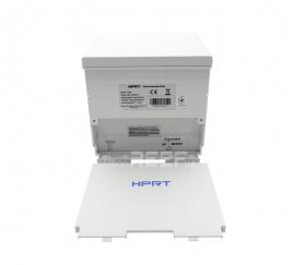 Принтер чеков HPRT TP808 (USB+Ethernet+Serial) (белый). Фото 6