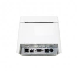 Принтер чеков HPRT TP809 (USB+Ethernet+Serial) (белый). Фото 5