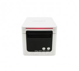 Принтер чеков HPRT TP809 (USB+Ethernet+Serial) (белый). Фото 2