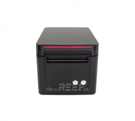 Принтер чеков HPRT TP809 (USB+Ethernet+Serial) (черный). Фото 2