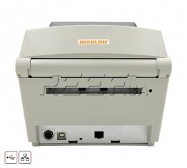 Принтер этикеток Bixolon SRP-E770III (USB + Ethernet) с отделителем. Фото Принтер этикеток Bixolon SRP-E770III (USB + Ethernet) с отделителем