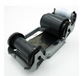 Риббон чёрный на 2000 оттисков Zebra для ZC100/ZC300 (800300-301EM). Фото Риббон чёрный на 2000 оттисков Zebra для ZC100/ZC300 (800300-301EM)