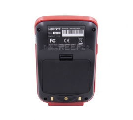 Принтер чеков HPRT HM-E200 (красный). Фото 5