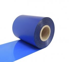 Риббон Resin Textile L555 90 мм x 300 м синий