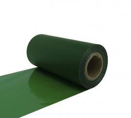 Риббон Resin Textile L555 40 мм x 300 м зелёный