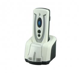 Сканер штрихкода Cino PF680BT с док-станцией (белый)