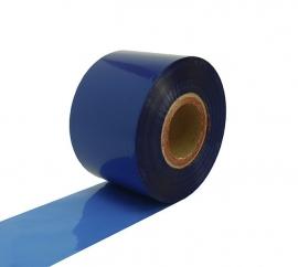 Риббон WAX RF36 64 мм x 74 м синий