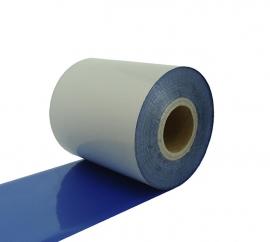 Риббон Resin Textile RFT202 30 мм x 300 м голубой (металлик)
