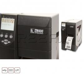 Принтер Zebra ZM400/ZM 600. Фото Принтер Zebra ZM400/ZM 600